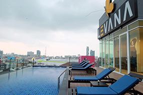 Недорогие отели в центре Паттайи. Levana Pattaya Hotel.
