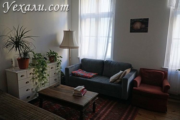 Как выглядят квартиры в Берлине в центре