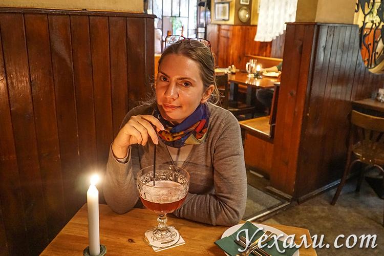 Пивные бары в Берлине. Metzer Eck.