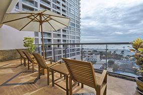 Недорогие отели в центре Паттайи. Mike Beach Resort.