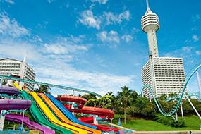 Недорогие отели на Пратамнаке, Паттайя, Таиланд. Pattaya Park.