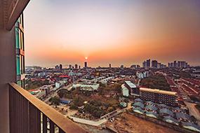 Снять квартиру на севере Паттайи, Таиланд. Pattaya Posh.