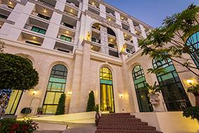 Лучшие отели в центре Паттайи. SN Plus Hotel.