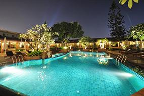 Отели центральной Паттайи рядом с пляжем. Sabai Resort.