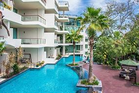 Снять квартиру в северной Паттайе, Таиланд. Sanctuary Wongamat.