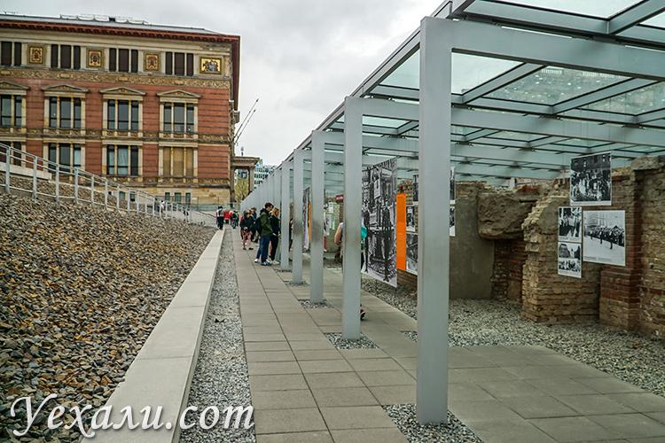 Фото Берлина, остатки берлинской стены