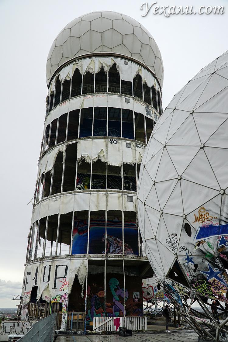 Фото башни Тойфельсберг