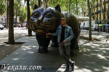 Кот Раваль, Барселона.