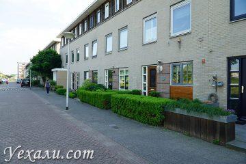 Пустые улицы в голландских городах