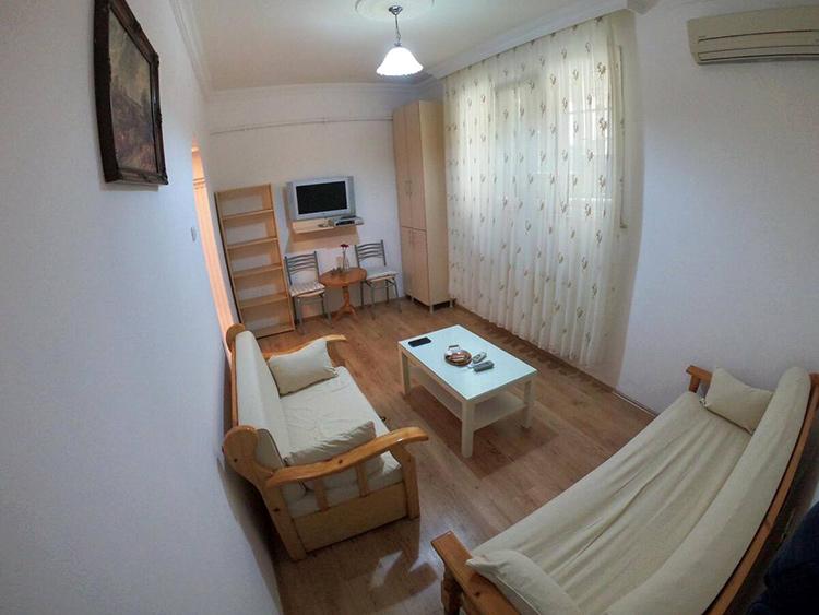 Квартира в Стамбуле на Airbnb.
