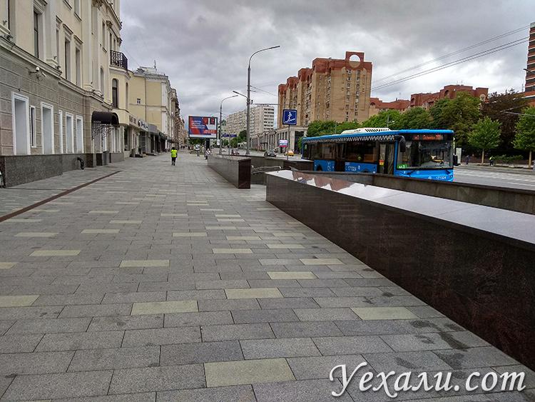 Москва, улица Большая Якиманка.