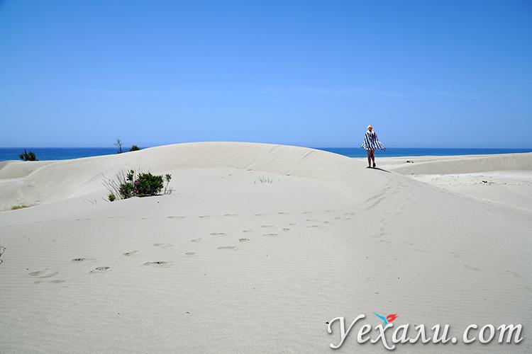 Пляж Патара, Турция.