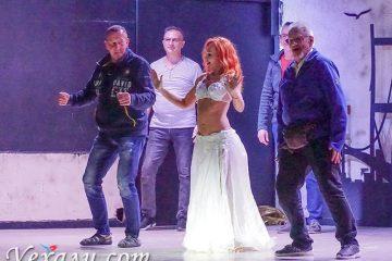 Анимация (танец живота) в отеле Labranda Alantur, Алания Турция.