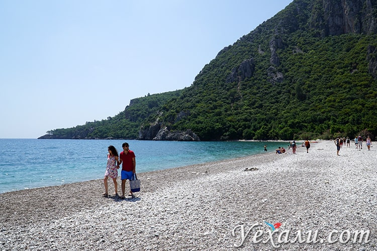 Фото пляжа Чирали.
