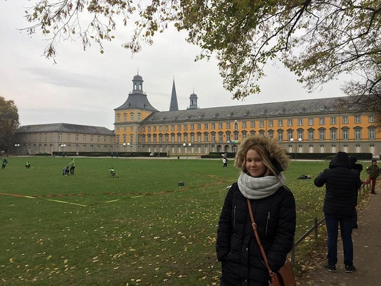 Боннский университет.