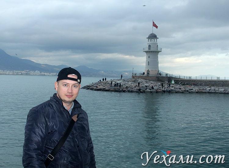 На фото: зимовка в Турции, Алания, 11 января.