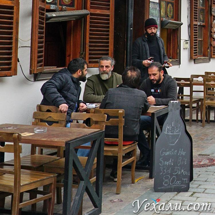 На фото: Анталья, Турция, февраль.
