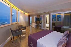 Отель Asia Beach Resort, Алания, Турция.