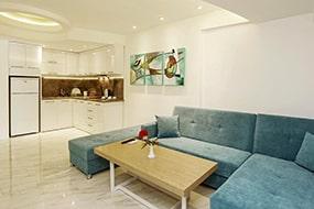 Отель Kleopatra Suit Hotel в турецкой Алании.