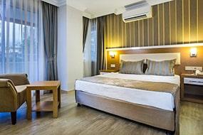 Отель Lonicera City Hotel в Алании.
