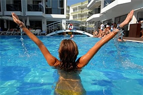 Отель Oba Star Hotel, Алания, Турция.