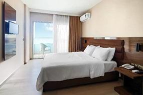 Отель Ozgur Bey Spa Hotel в Алании.
