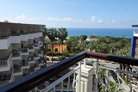 Отель Riviera Hotel & Spa, Аланья, Турция.