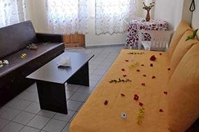Semiz Apart Hotel в турецкой Аланье.